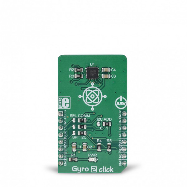 Gyro 2 Click