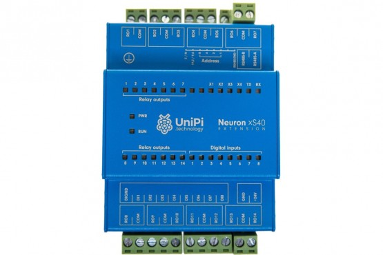 UniPi Neuron Extension xS40
