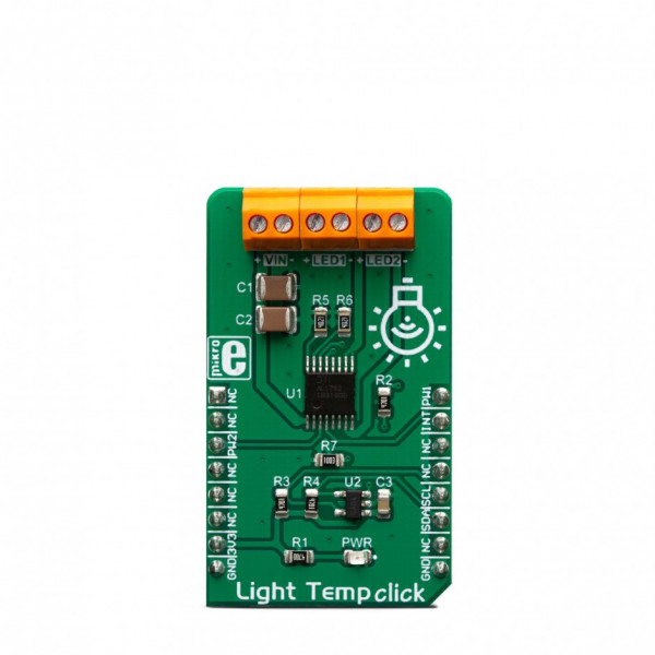 Light Temp Click