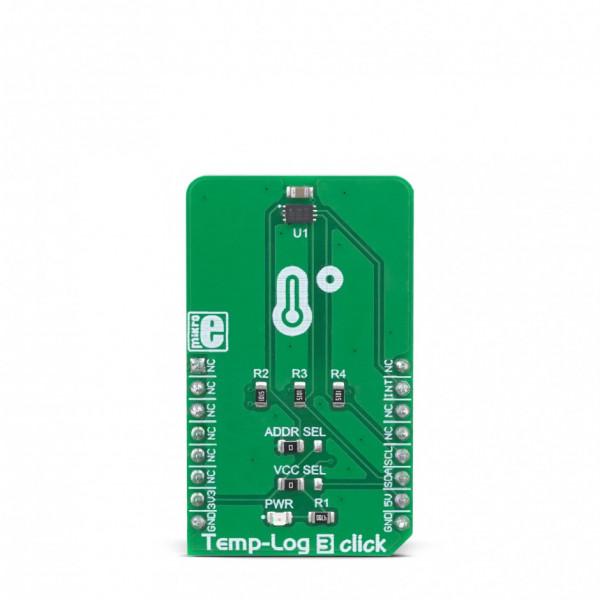 Temp-Log 3 Click
