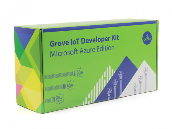 Grove IoT Developer Kit - Microsoft Azure Edition
