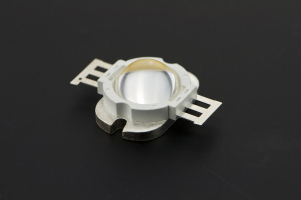 10W Super Bright LED - Warm White with 60 Degrees Lens