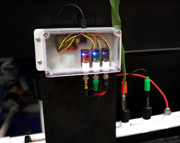 Wi-Fi Hydroponics Meter Kit