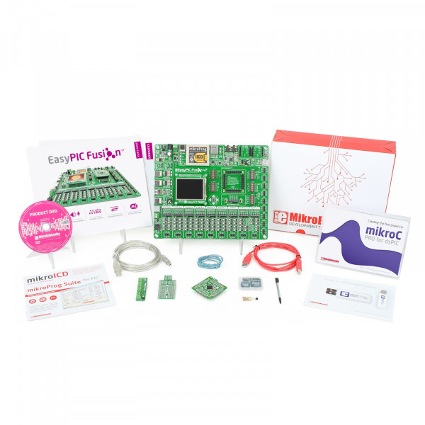 EasyStart Kit - dsPIC33EP