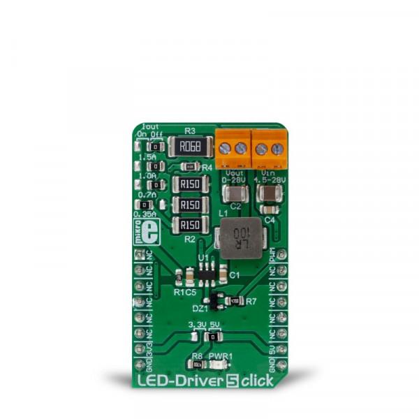 LED Driver 5 click