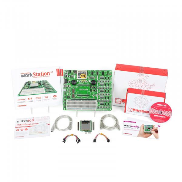 mikromedia Starter Kit - PIC32MX4