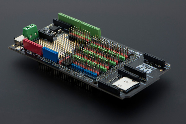 Gravity: IO Sensor Shield For Arduino Mega Due