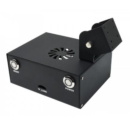 Metal Case, Specialized for Jetson Nano 2GB Developer Kit