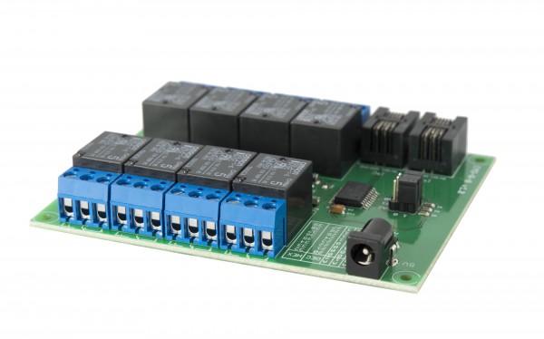 8-Relay Addon EMO-R8