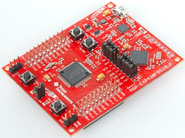 MSP430 F5529 LaunchPad Evaluation Kit