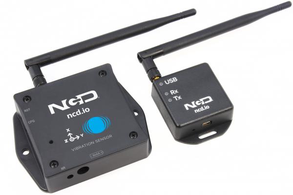 IoT Long Range Wireless Vibration And Temperature Sensor