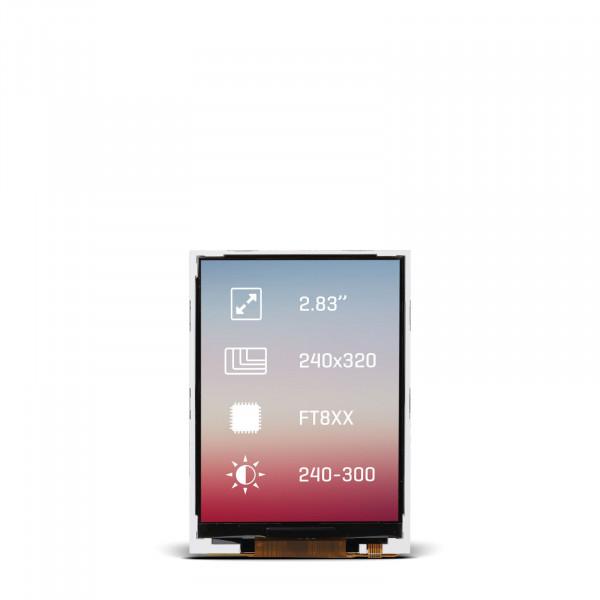 """Riverdi Display 2.8"""""""