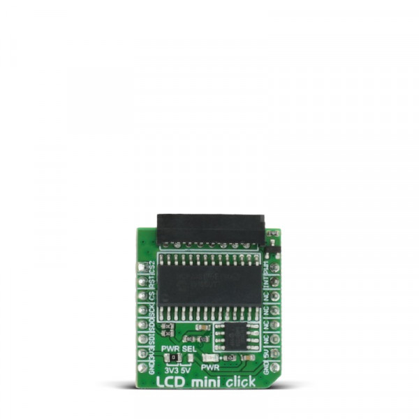 Next LCD mini click
