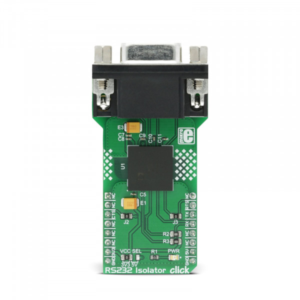 RS232 Isolator click