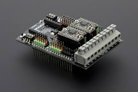 Gravity: Dual Bipolar Stepper Motor Shield for Arduino (A4988)