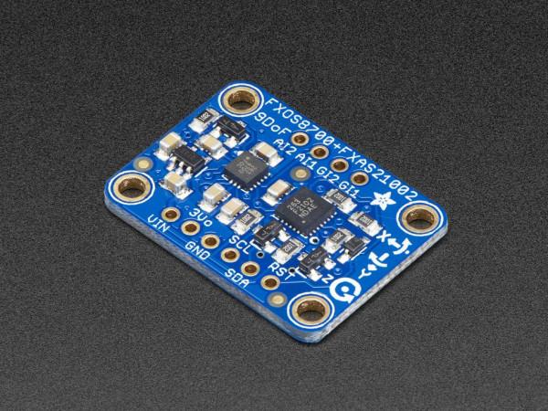 Adafruit Precision NXP 9-DOF Breakout Board - FXOS8700 + FXAS21002