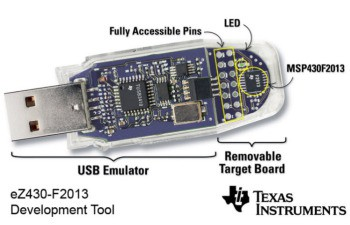 MSP430 USB Stick Development Tool