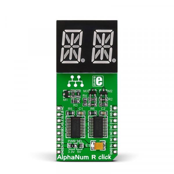 AlphaNum R click
