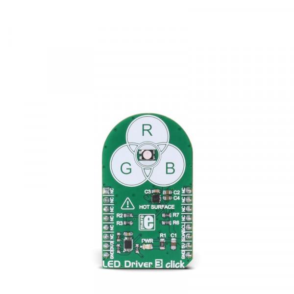 LED Driver 3 click