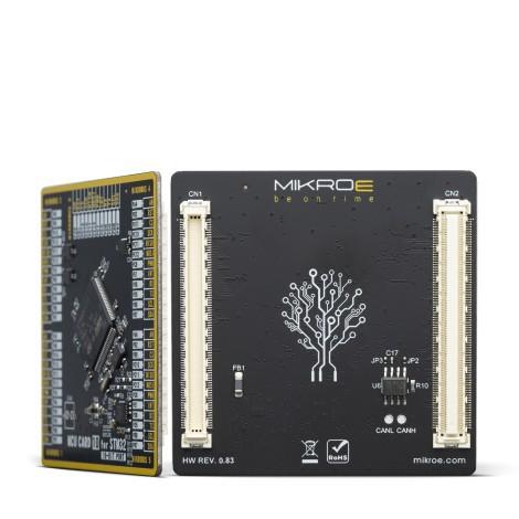 MCU CARD 10 FOR STM32 STM32F107VC