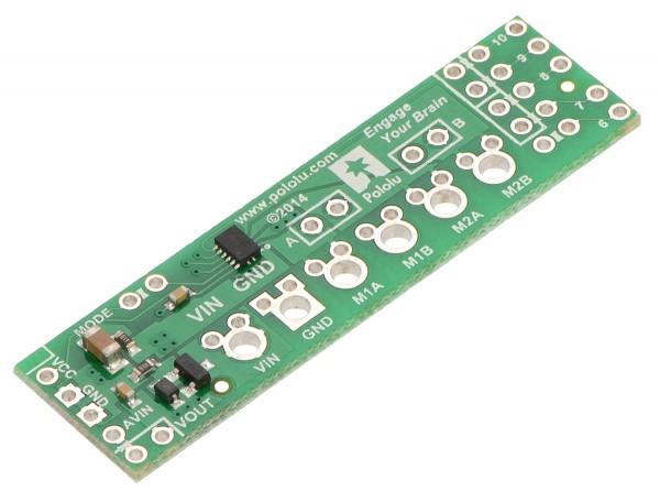 Pololu DRV8835 Dual Motor Driver Shield for Arduino