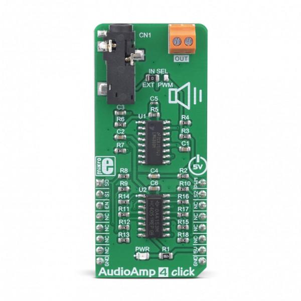 AudioAmp 4 Click
