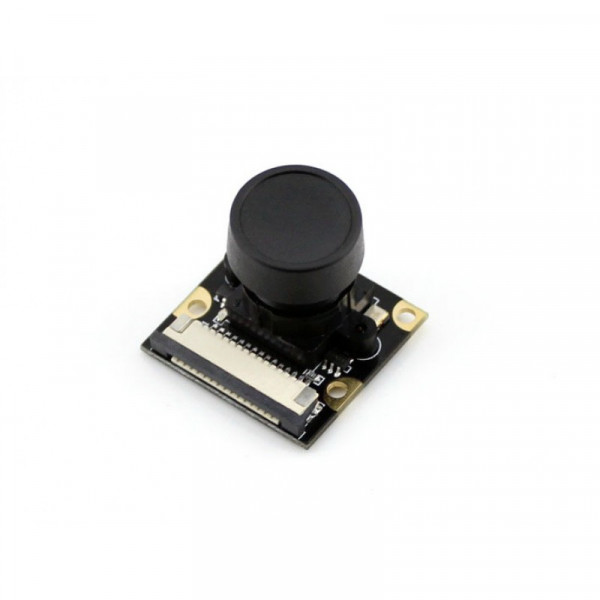 RPi Camera (H), Fisheye Lens, Supports Night Vision
