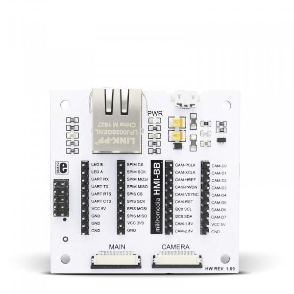 mikromedia HMI Breakout Board