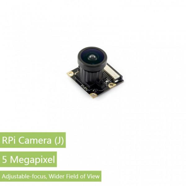 RPi Camera (J), Fisheye Lens