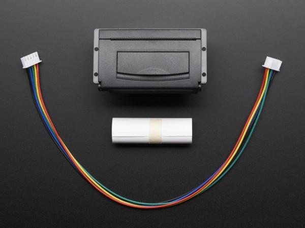Nano Thermal Receipt Printer - TTL Serial