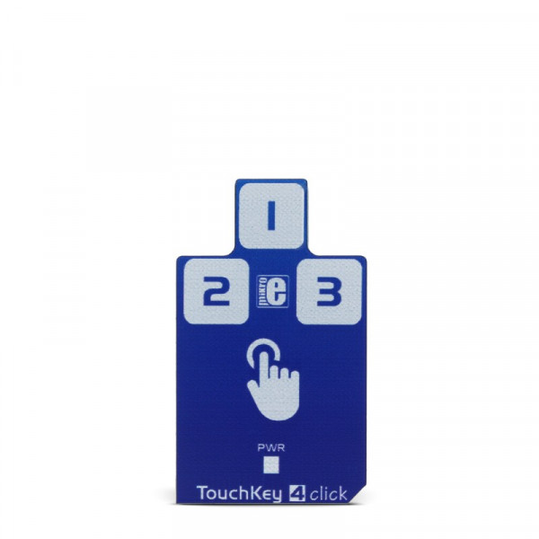Touch Key 4 click