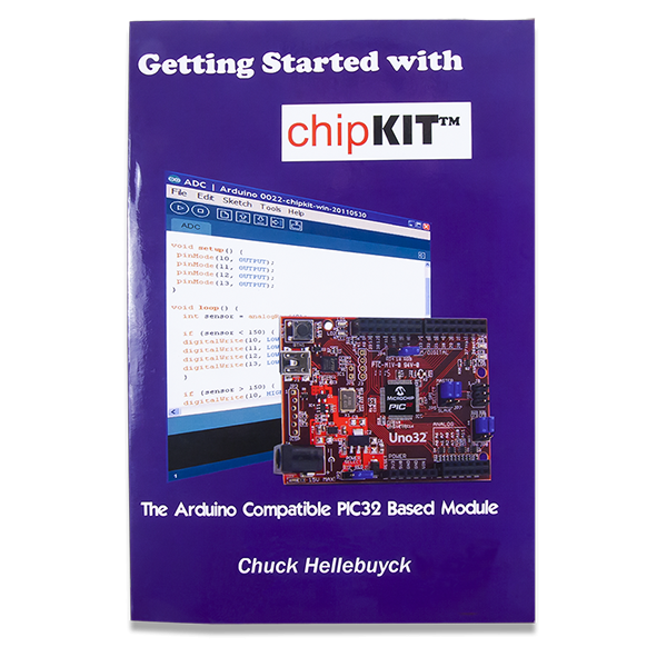 Getting Started with chipKIT: The Arduino-compatible PIC32 Based Module