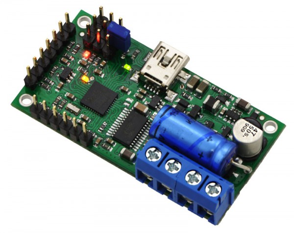 Pololu Simple Motor Controller 18v7(Fully Assembled )