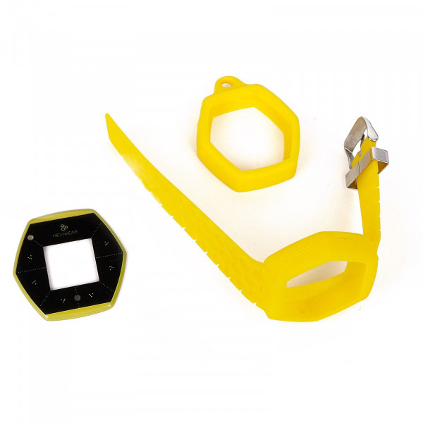 HexiWear Color Pack Yellow