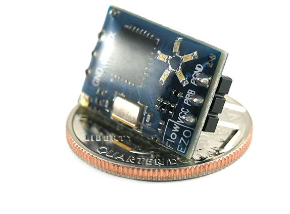 EZO Universal Flow Meter Totalizer Circuit