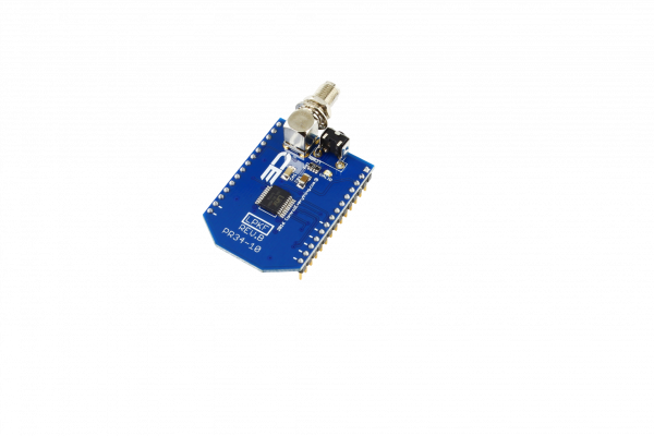 Key Fob Receiver Overlay Shield for WiPy2 & LoPy (LoRa)