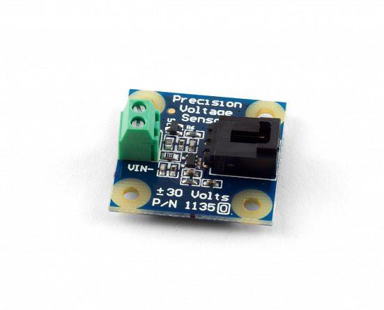 Precision Voltage Sensor