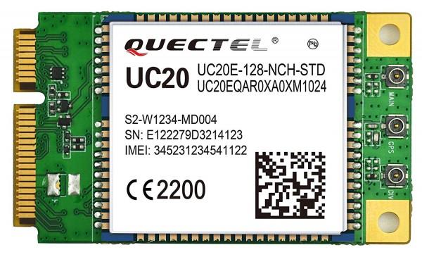Quectel UC20-G Mini PCle 3G Module