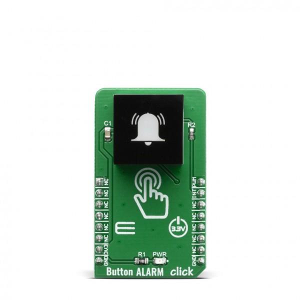 Button ALARM Click