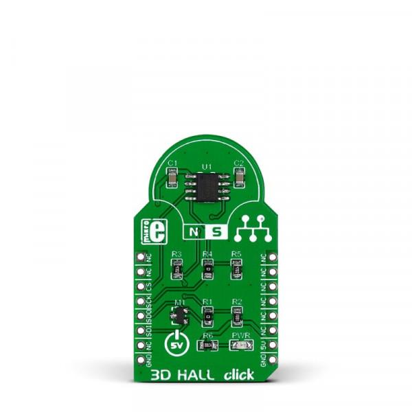 3D Hall Click