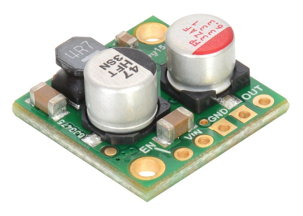 Pololu 3.3V, 2.5A Step-Down Voltage Regulator D24V25F3