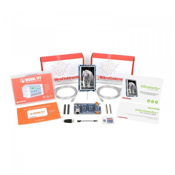 TFT Plus Designer Kit - STM32F4