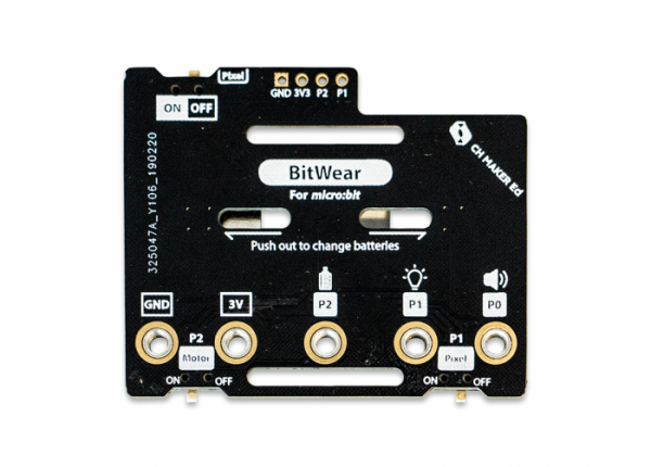 BitWear - Smart Wearable for micro:bit