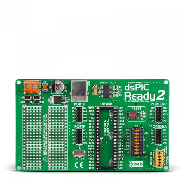 dsPIC-Ready2 Board
