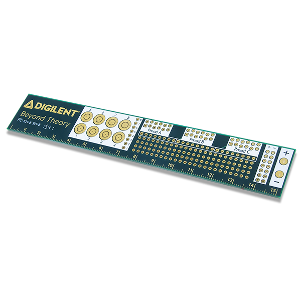Digilent PCB Ruler