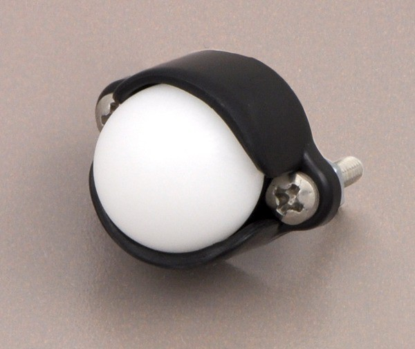 """Pololu Ball Caster with 1/2"""" Plastic Ball"""