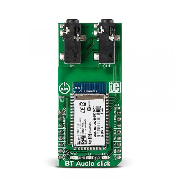 BT Audio click