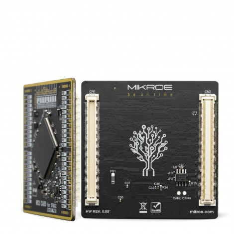 MCU CARD FOR STM32 STM32F407ZG