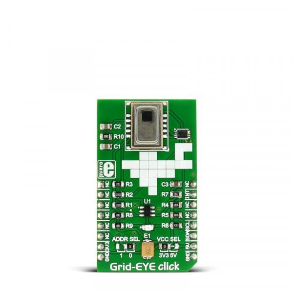 Grid-EYE click
