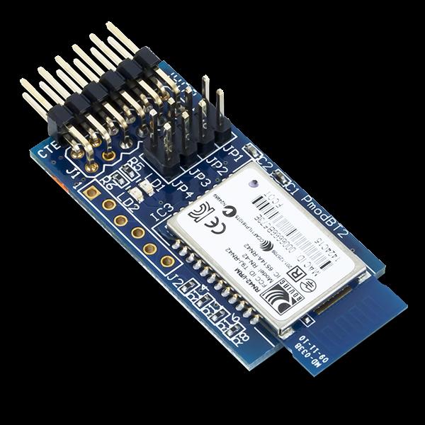 Pmod BT2: Bluetooth Interface